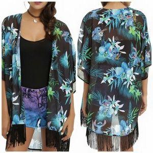 Never used lilo & stitch Kimono